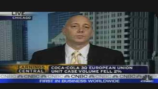 Unbottling Coke's Earnings