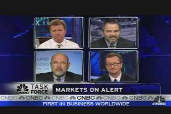 Markets on Alert