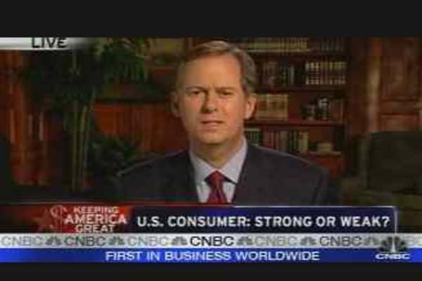 U.S. Consumer: Weak or Strong?