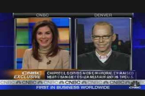 CNBC Exclusive: Chipotle CEO
