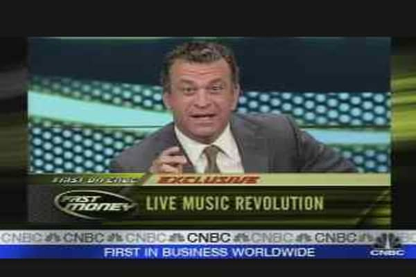 Exclusive: Live Nation CEO