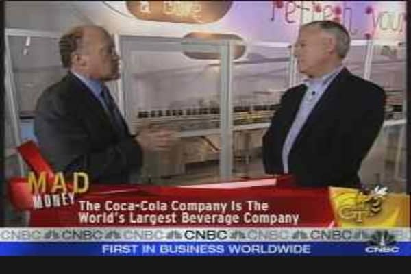 Coca-Cola's International Growth
