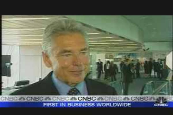 Nestle CEO on Sales Rise