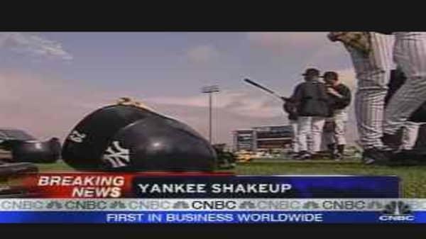 Yankee Shakeup