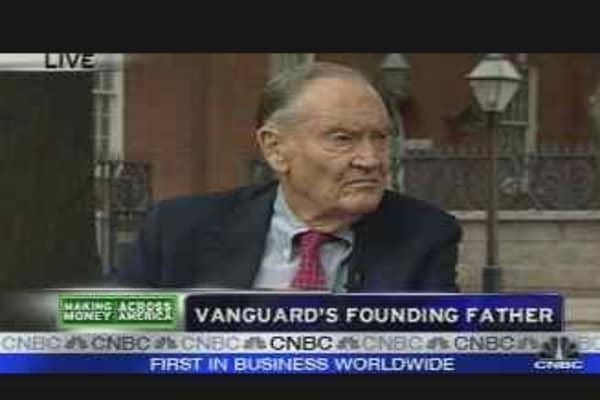 Vanguard's Founding Father