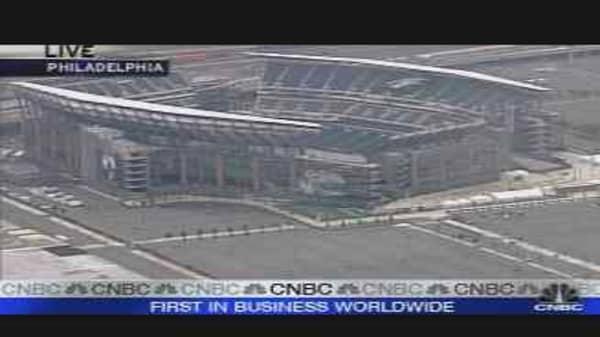 Philly Eagles' Economic Impact