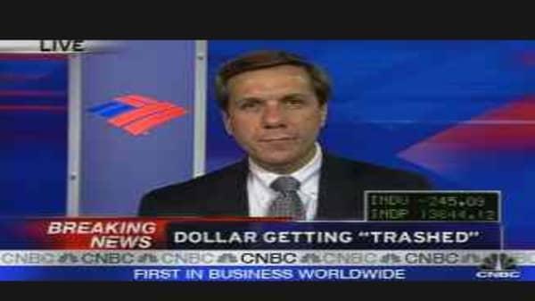 Impact of a Falling Dollar