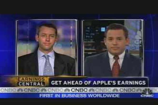 Ahead of Apple