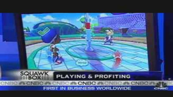 Sports Business & WII