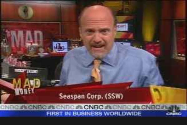 Seaspan CEO