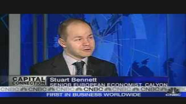 Recession for U.S?