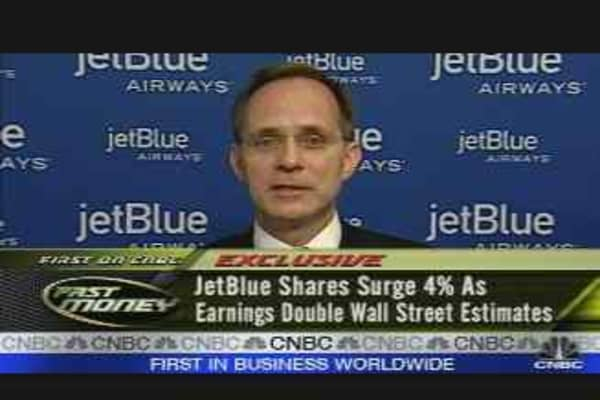 Exclusive: JetBlue CEO