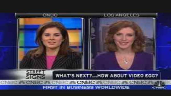 VideoEgg: The Next Big Thing?