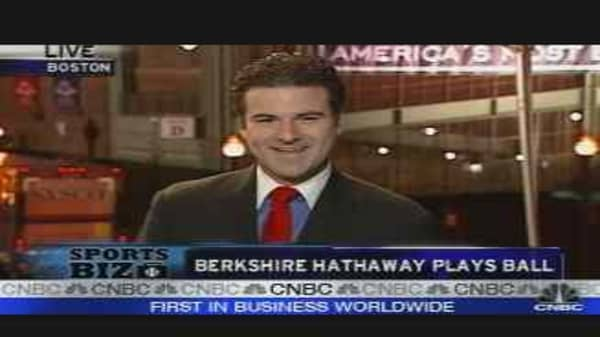 Berkshire Hathaway Plays Ball
