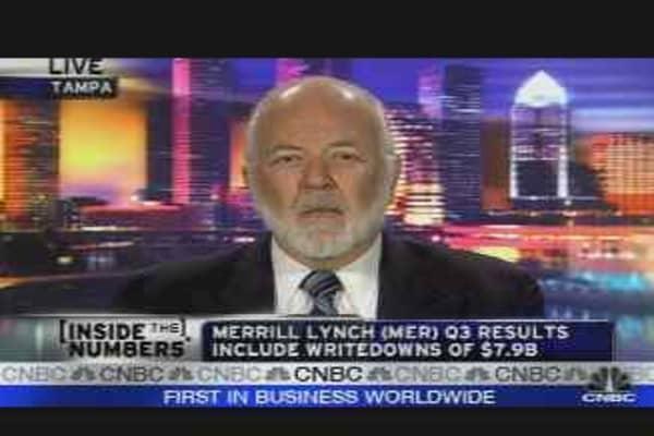Inside Merrill's Numbers