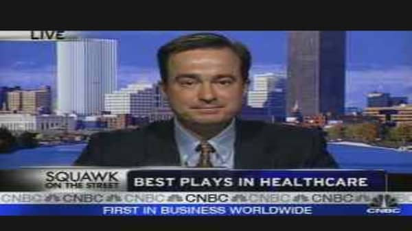 Best Plays in Healthcare