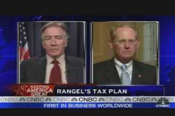 Rangel's Tax Bill