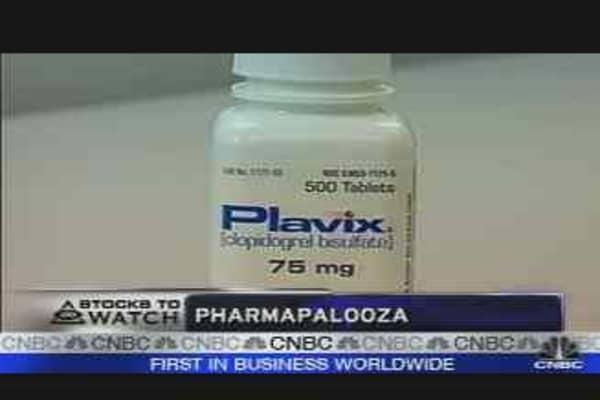 Pharma Stocks to Watch