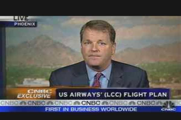U.S. Airways Flight Plan