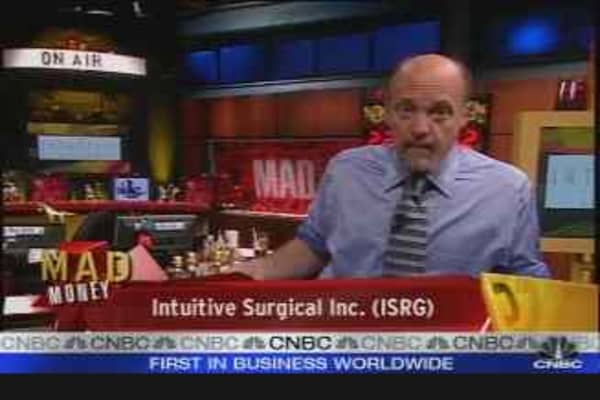 Intuitive Surgical CEO