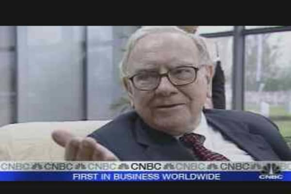 Buffett on China