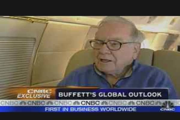 Buffett's Global Outlook