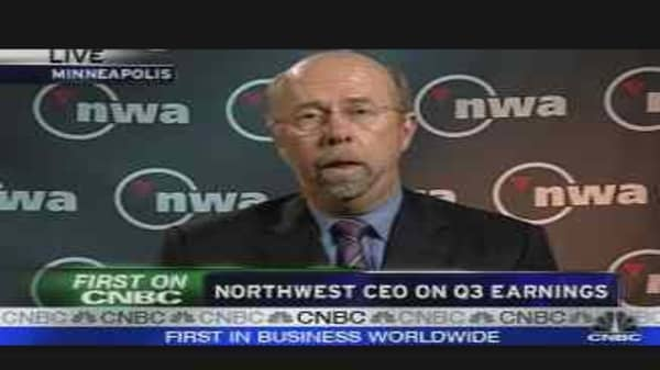 First on CNBC: Northwest CEO