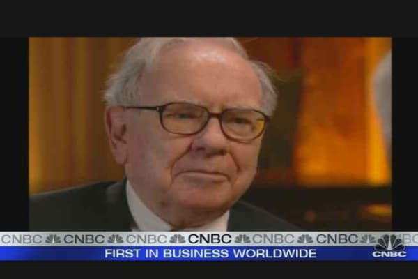 Buffett on Economic Fairness