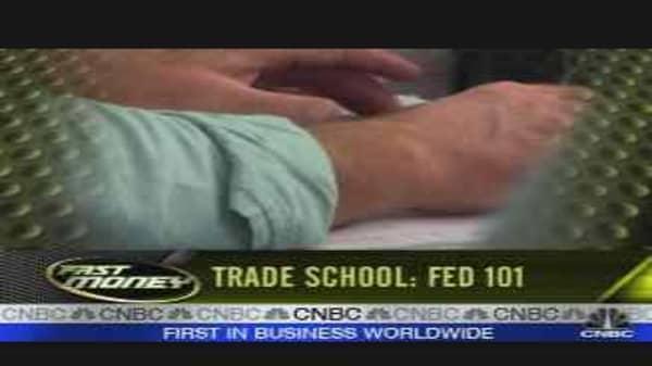 Trade School: Fed 101