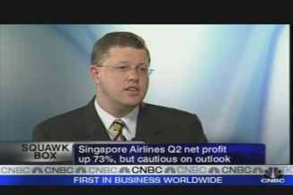 SIA Flies Higher in Q2