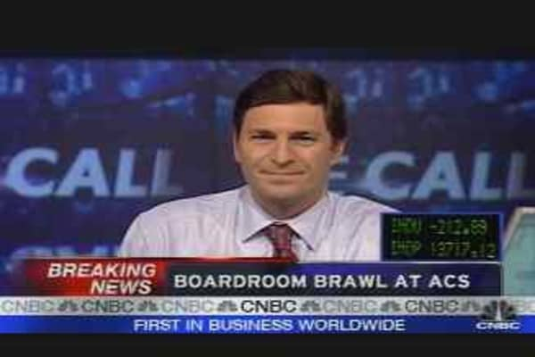 Boardroom Brawl at ACS