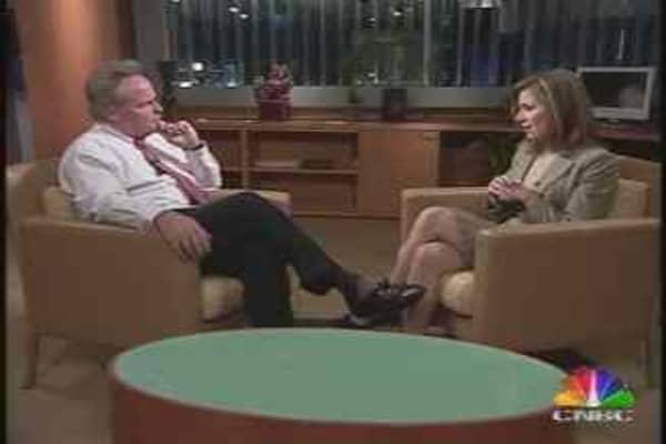 Reporter's Notebook: Buffett & Becky