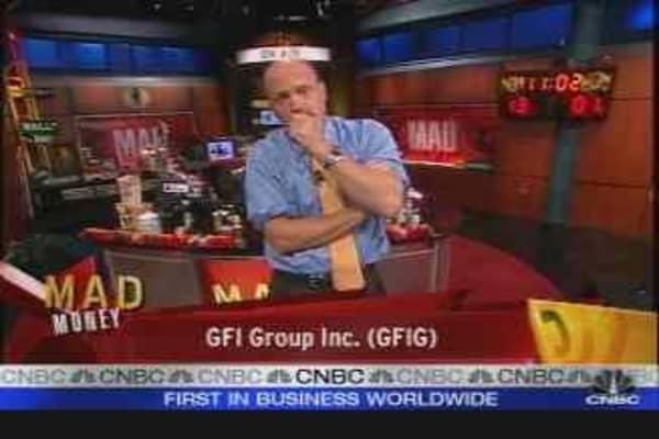 GFI Group Chmn. & CEO