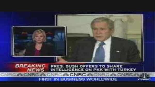 Bush's Message to Musharraf