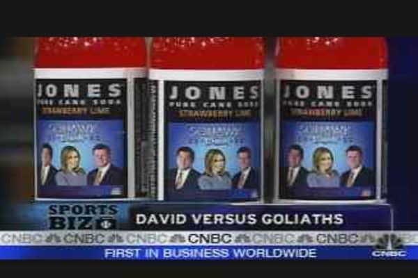 David vs. Goliaths