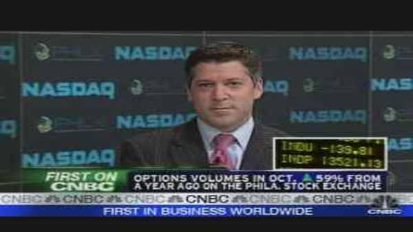 Nasdaq-Philly Exchange Deal