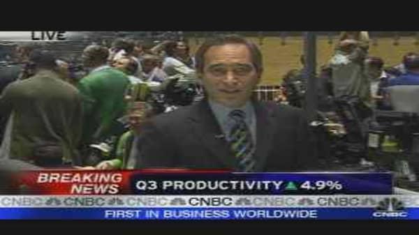 Q3 Productivity & Costs