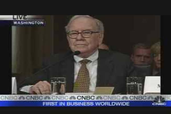 Buffett on the Estate Tax
