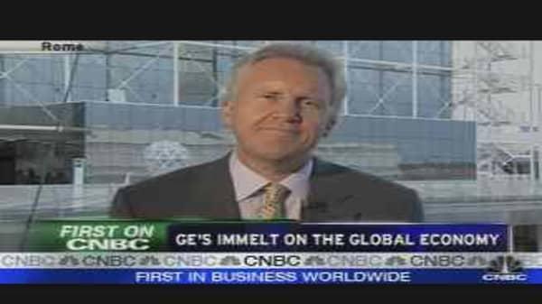 Immelt on World Energy Congress