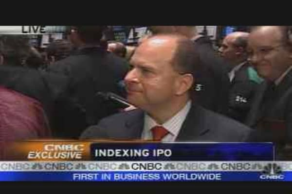 MSCI IPO