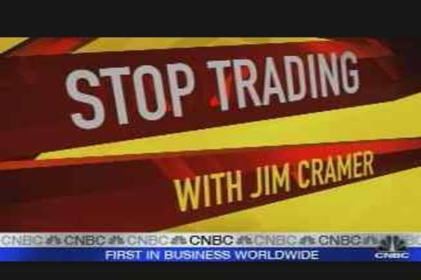 Stop Trading!
