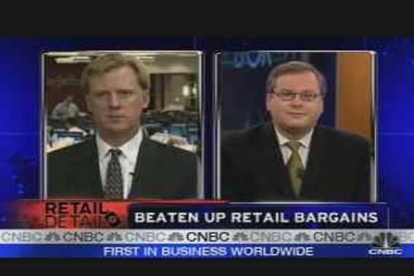 Time To Buy Retailers?