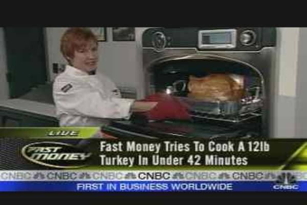 Fast Turkey, Reprise