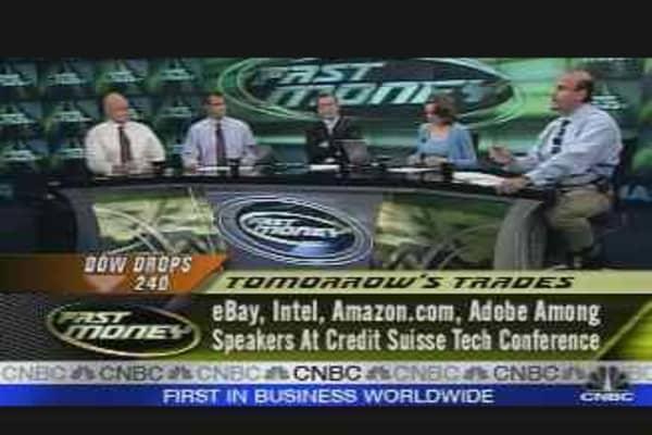 Tomorrow's Trades #2: Tech