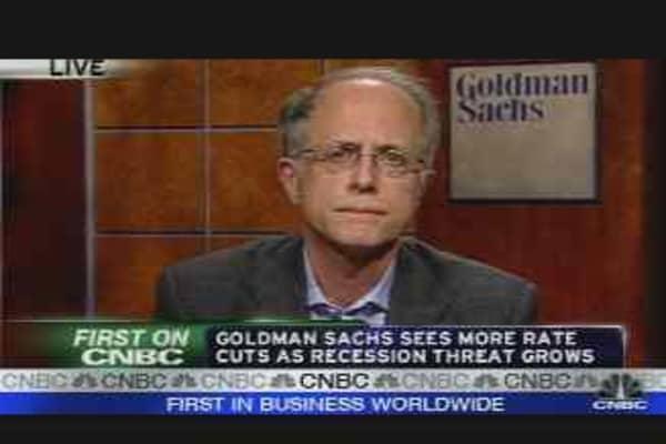 Goldman Slashes Fed Funds
