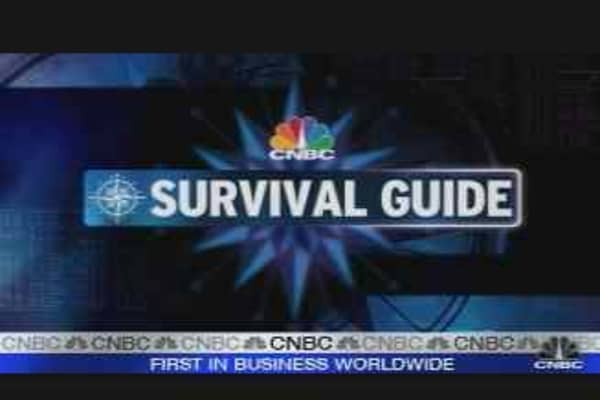 Stock Survival Guide