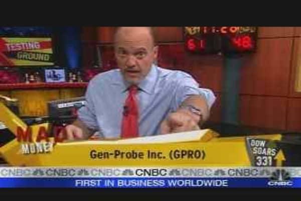 Testing Ground: GPRO