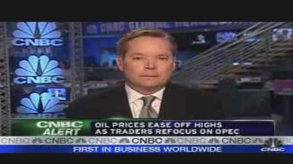 Oil Update