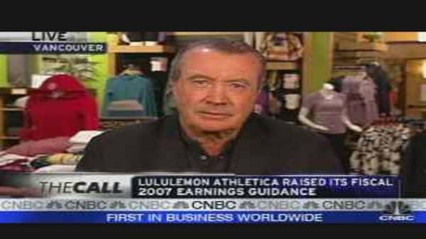 Lululemon CEO on Earnings