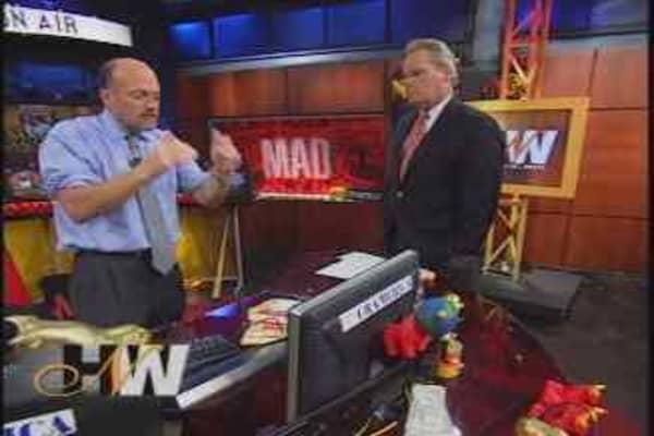 Cramer on High Net Worth